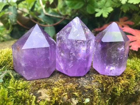 Amethyst Towers ~ Small - Gem Realm