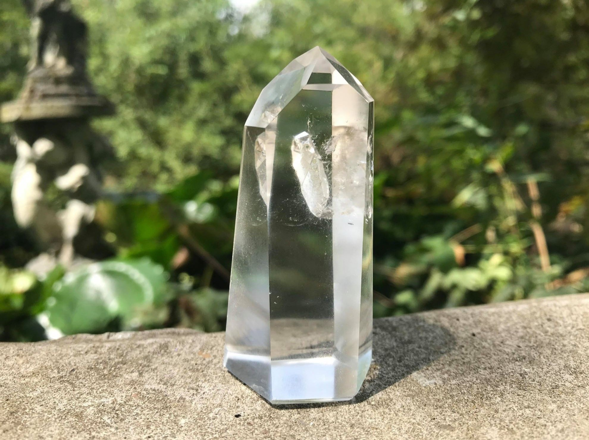 Quartz Crystal Tower ~ AAA Grade