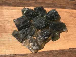 Moldavite Specimens - Gem Realm