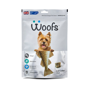 Cod Cubes - WOOFS