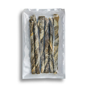 Twisted Cod Chews - WOOFS