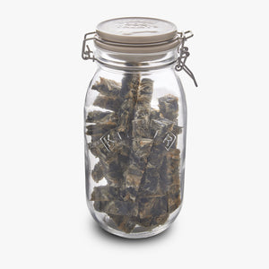 Cod Fingers Treat Jar - WOOFS