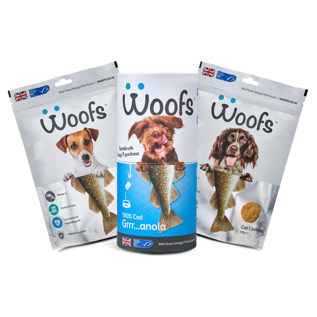 Mini Cod Bundle - WOOFS