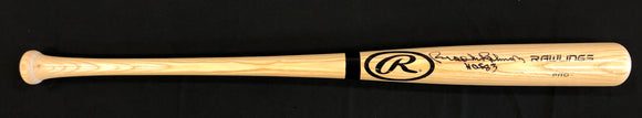 Brooks Robinson Autographed Rawlings Bat