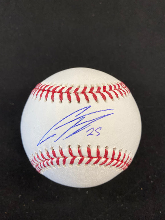 Gleyber Torres Autograph Official Major League Baseball