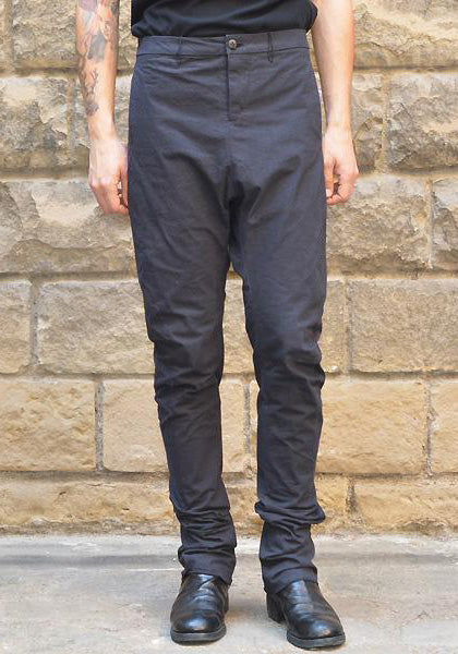 INDIVIDUAL SENTIMENTS LOW CROTCH PANTS LIGHT BLACK 50% Off-Sale Online