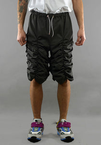 AFTER HOMEWORK UNISEX NIKOLA SHORTS DARK GREY - DOSHABURI Shop