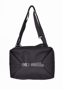 COTE&CIEL 28768 MULTIFUNCTIONAL BAG AAR BALLISTIC BLACK - DOSHABURI Shop