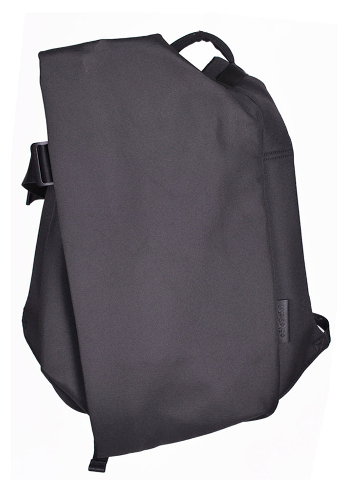 COTE&CIEL 27710 BACKPACK ISAR MEDIM ECOYARN BLACK - DOSHABURI Shop