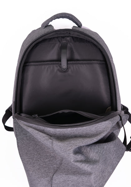 COTE&CIEL 28492 BACKPACK ISAR SMALL ECOYARN GREY - DOSHABURI Shop