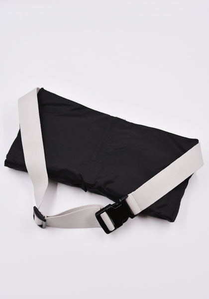 RICK OWENS DRKSHDW DU21S2428 CN NEW BELT BAG BLACK | DOSHABURI Online Shop