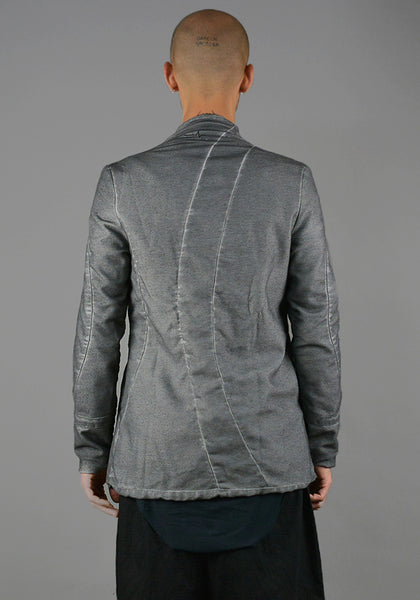 FIRST AID TO THE INJURED UNISEX ASINA JACKET GRANITE GREY - DOSHABURI Shop