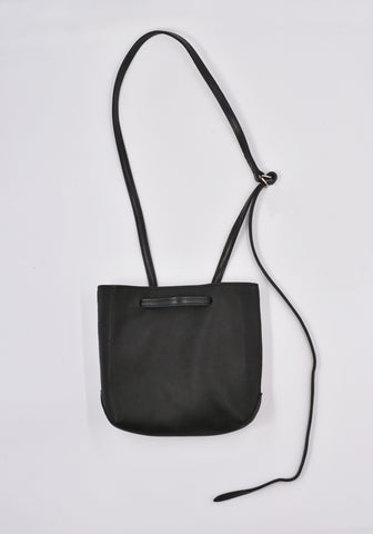 GUIDI GD07 GROPPONE FULL GRAIN LEATHER BAG BLACK | DOSHABURI Online Shop