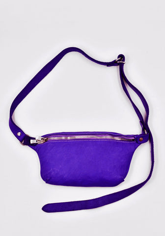 GUIDI BV06 SOFT HORSE FULL GRAIN LEATHER SMALL CROSSBODY BAG ELECTRIC BLUE | DOSHABURI Shop