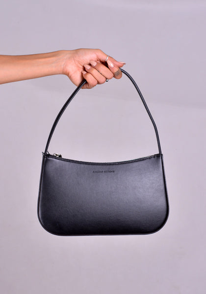 KWAIDAN EDITIONS AW20XB010L-FL LADY BAG BLACK | DOSHABURI Online Shop