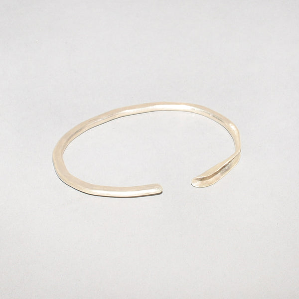m.a+ by Maurizio Amadei AB13-AG SILVER KEY RING BANGLE - DOSHABURI Shop
