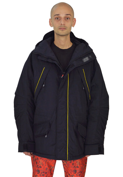 NAPAPIJRI N0YKD704R PADDED JACKET BLACK - DOSHABURI Shop