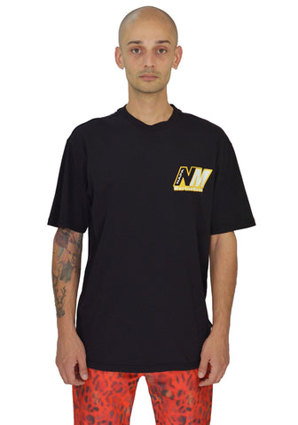 NAPA BY MARTINE ROSE N0YKDF04R T-SHIRTS BLACK-DOSHABURI Online Shop