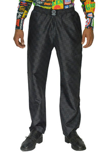 SSS WORLD CORP CARPENTER PANTS CHECKER BLACK - DOSHABURI Shop