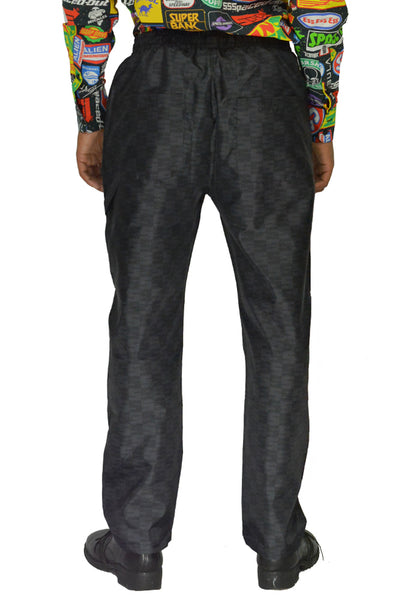 SSS WORLD CORP CARPENTER PANTS CHECKER BLACK 19FW-DOSHABURI Online Shop