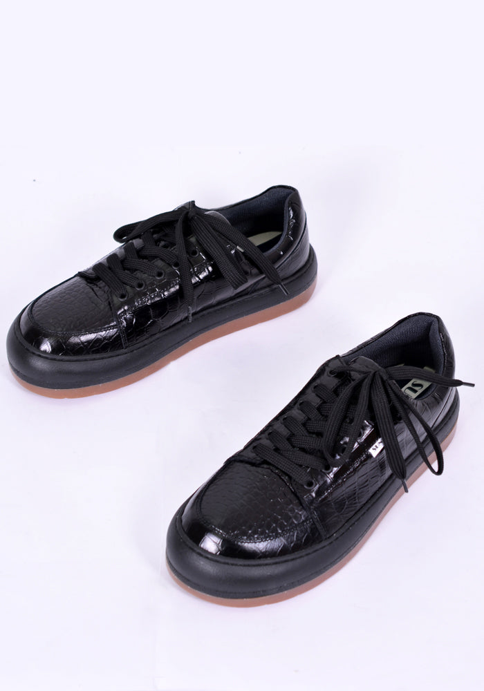 SUNNEI D07 SHOES DREAMY BLACK CALF LEATHER - DOSHABURI Shop