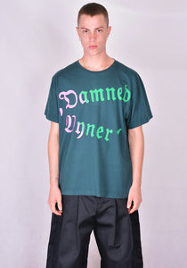 VYNER ARTICKLES 0A22 SKATER T-SHIRT WITH GRADIENT PRINT 2020FW | DOSHABURI Online Shop