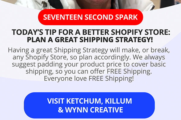 How to Plan a Killer Shipping Strategy!