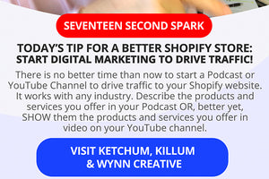 Start Digital Marketing To Drive Traffic To Your Shopify Store!