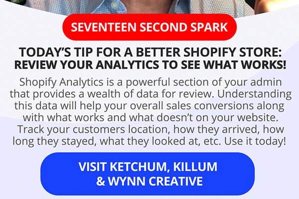 Get To Know The Shopify Analytics Section So You Know What's Working!