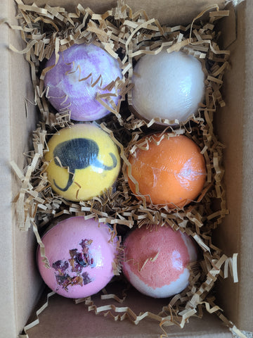 Bath Bomb Subscription Box - Island Life Soap