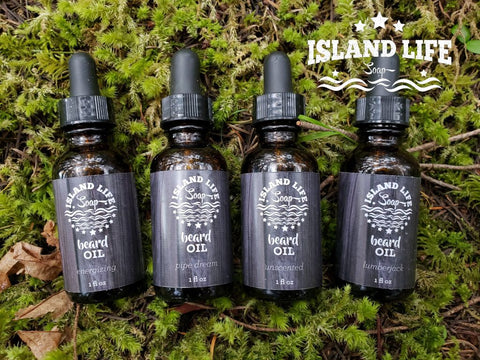 Beard Oil - Island Life Soap