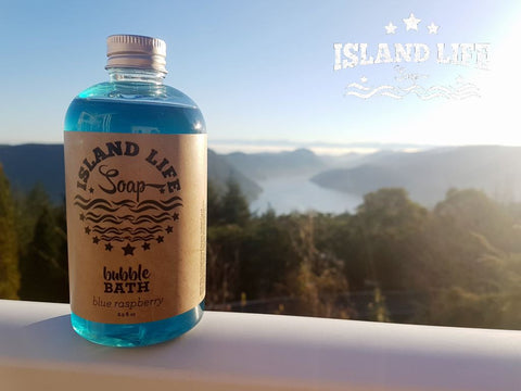 Liquid Bubble Bath - Island Life Soap