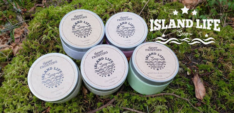 Shower Frosting - Island Life Soap