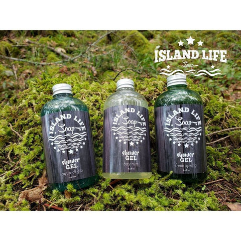 Shower Gel - Island Life Soap