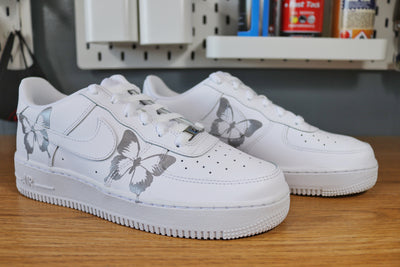 Reflective Butterfly AF1