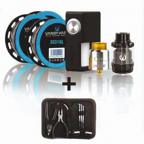 PACK PROMO VANDY VAPE