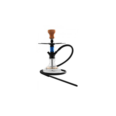 CACHIMBA EL KEYIF CLEAR SHORTY II BLUE