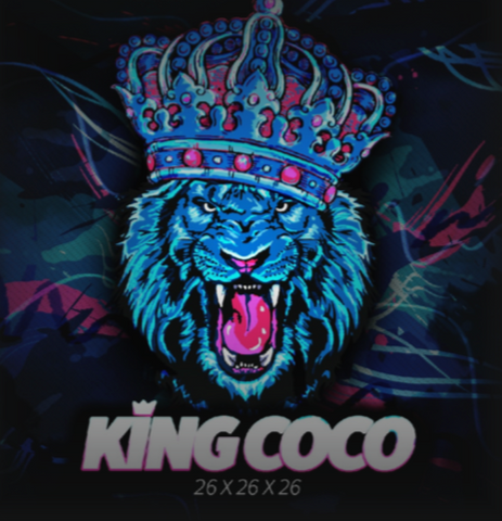 CARBON THE KING COCO 1KG