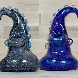 Gnarley Harley - Dichro (Over Blue) Tentacle Rig (2 Color Options)