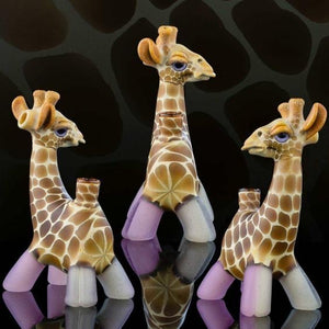 Matt Robertson - Mirco Purple Foot Giraffe Rig