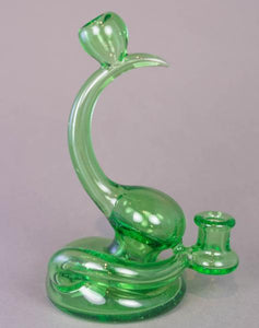 Glass Munky - Curved Downstem Rig