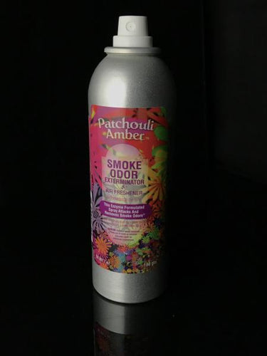7oz Patchouli Amber Spray