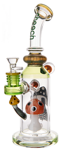 Cheech Glass - Mushroom Rig