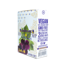 High Hemp Wraps - Grape Ape 2pk