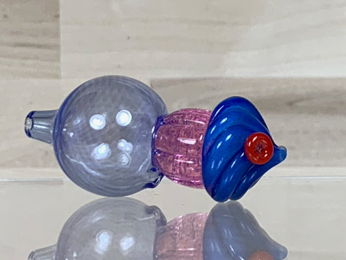 Bambi Glass - Cupcake Bubble Cap (Multiple Styles)