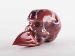 Bishop x Abe Fleishman - Sculture Bird Skull