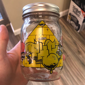 Zach P - Small Ball Jar