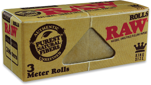 RAW Classic King Size Roll - 3 Meters