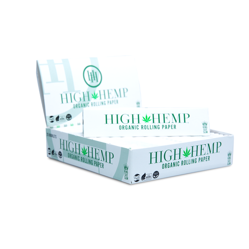 High Hemp Organic King Size