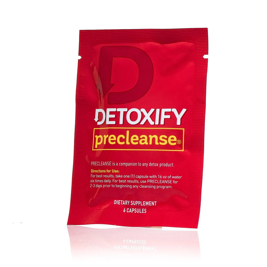 Detoxify - Pre-Cleanse Herbal